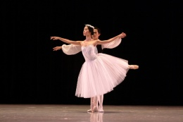 Les Sylphides, 10th year anniversary with Michelle Navarro & Jeffrey Espejo