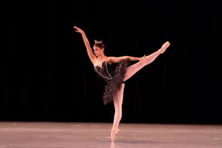 Nicole Villarojo in Black Swan, 10th anniversary