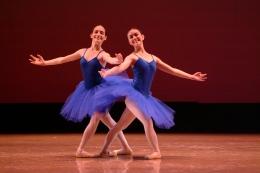 Joey Atayde and Gigay Escueta in Tony Fabella's Czerny Variations